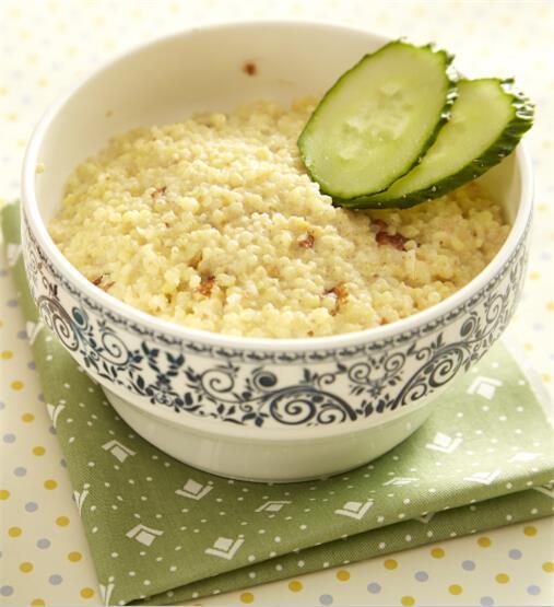 豆漿小米粥