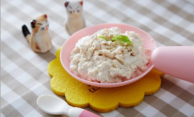 蝦仁豆腐泥