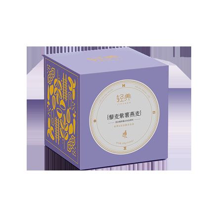 藜麥紫薯燕麥 混合植物蛋白飲品原料