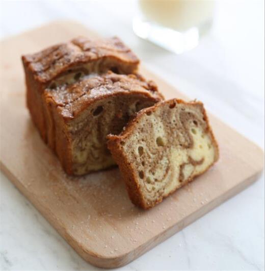 大理石黄油蛋糕
