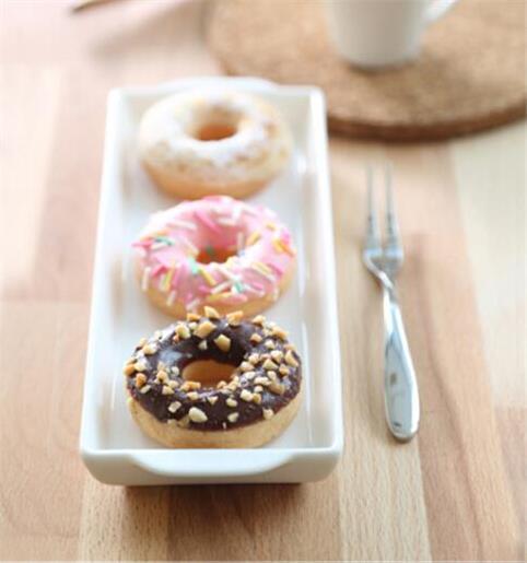 花式甜甜圈