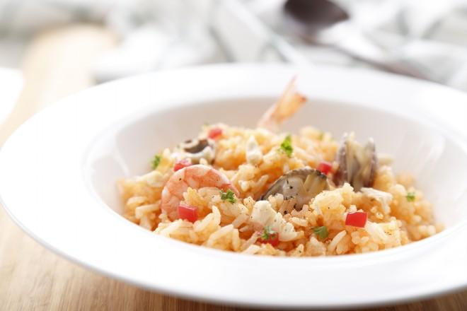 意式海鲜饭