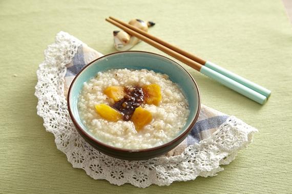 地瓜小米粥
