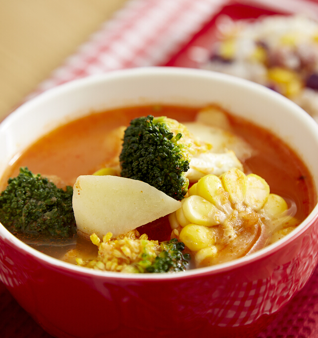 番茄蔬菜汤