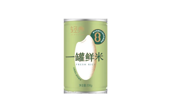 一罐鲜米(五常原产稻花香米)
